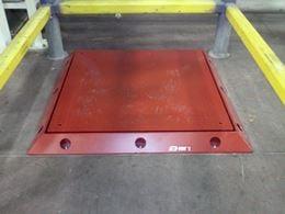B Tek Clydesdale Floor Scales Nicol Scales
