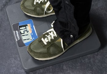 TeleWeigh Health Scale