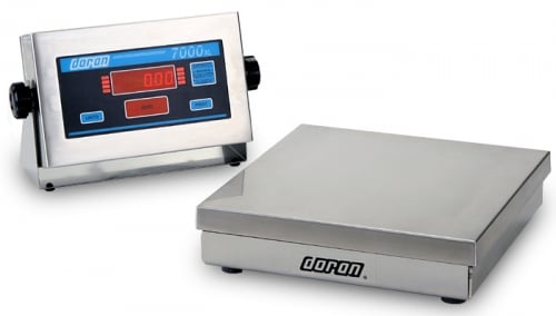 Doran 7000xl Bench Scale Series Nicol Scales