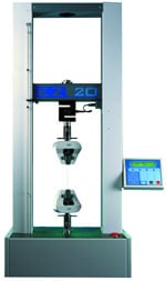 Twin Column Bench Mounted Testing Systems up to 100kN---