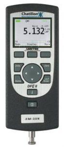 Chatillon DFE II Series Digital Force Gauges
