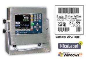 Rapid Bar Code Labeling System