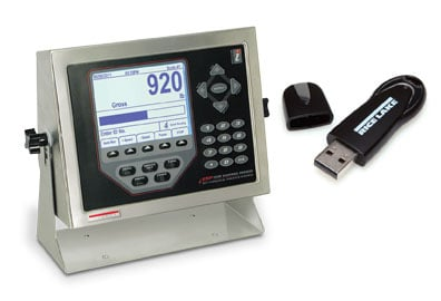 Rice Lake 920i USB Programmable Indicator Controller
