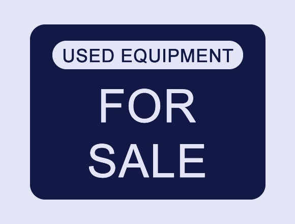 Used Equipment For Sale 1