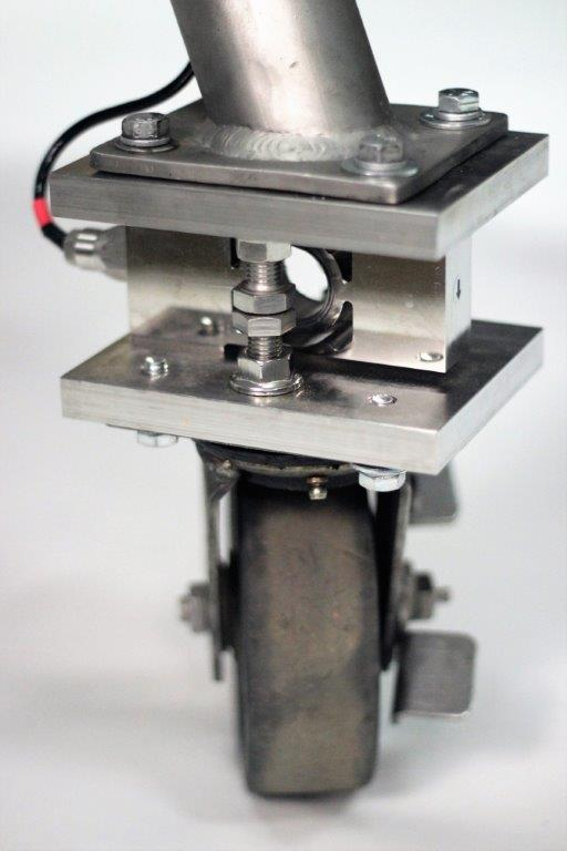 Mobile Process Weighing System