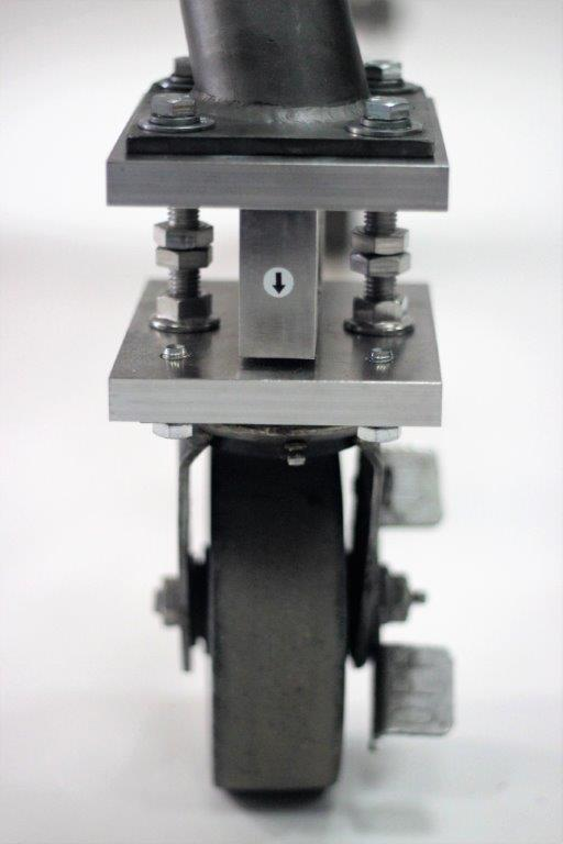 Nicol Scales Measurement Solution mobile process weighing system