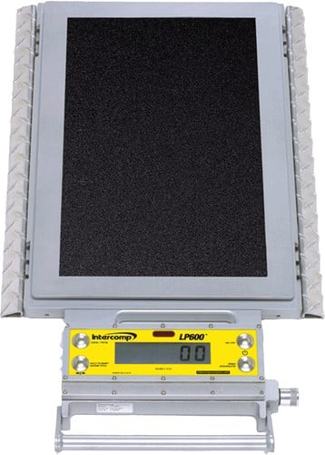 RFX Wireless LP600 Low-Profile Wheel Load Scale