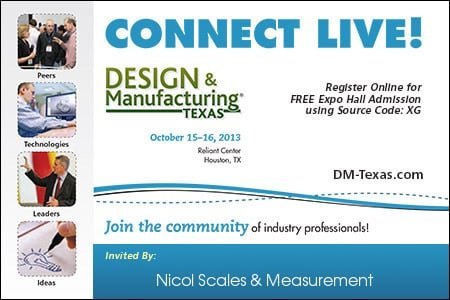 Design and Manufacturing Texas Trade Show