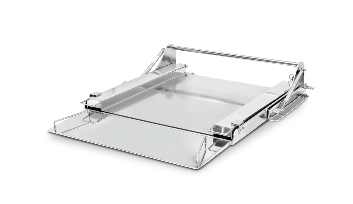 Minebea Intec IF Ex Stainless Steel Weighing Platforms