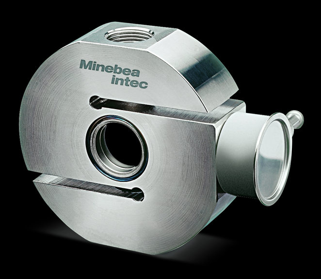 Minebea Intec PR 6241 Compression S-Type Load Cell