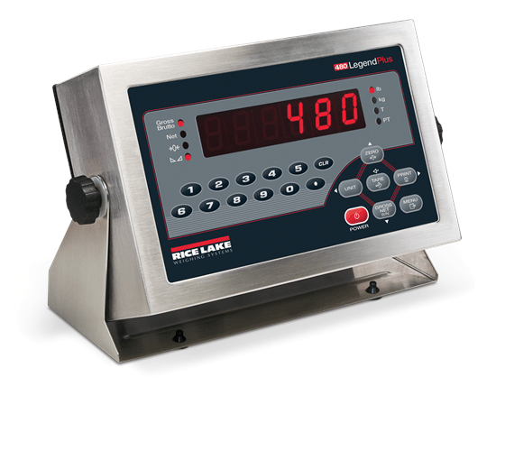 480 digital weight indicator
