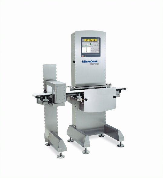 In Motion Check Weighers