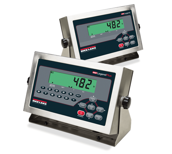 480 digital weight indicator