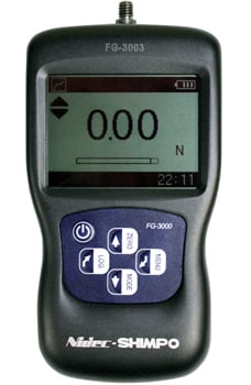 Shimpo FG-3000 Digital Gauge