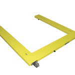 Yellow Jacket U-Shaped Floor Scale