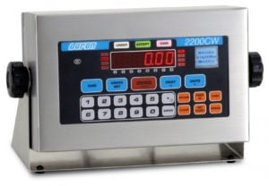Doran 2200CW Checkweigh Indicator