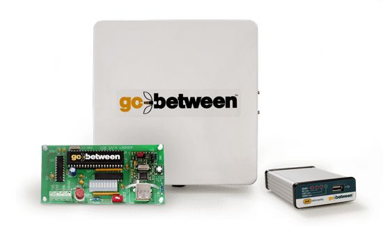 Go-Between Data