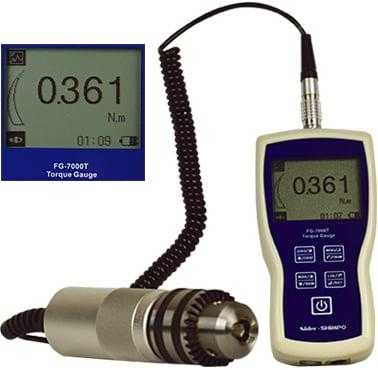 Shimpo FG-7000T Digital Torque Gauge