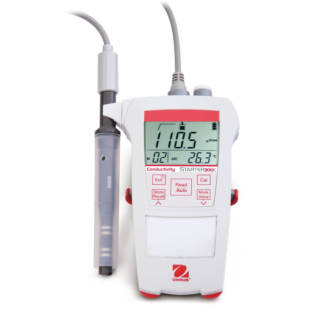 Starter 300C Conductivity Portable