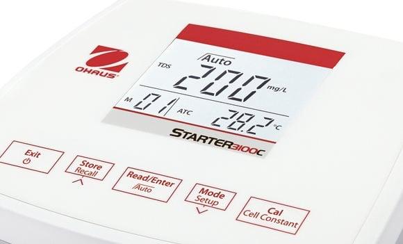 Starter 3100C Conductivity Bench