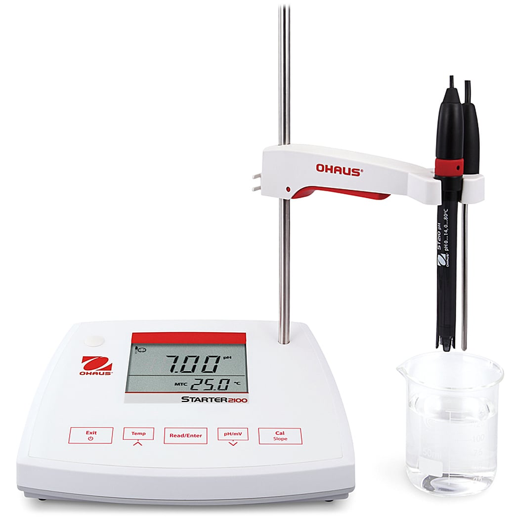 Ohaus Starter 2100 pH Bench