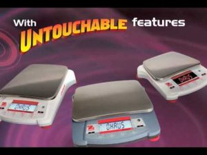 Ohaus Navigator Portable Scales Overview Video