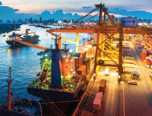 new SOLAS container weight verification requirements