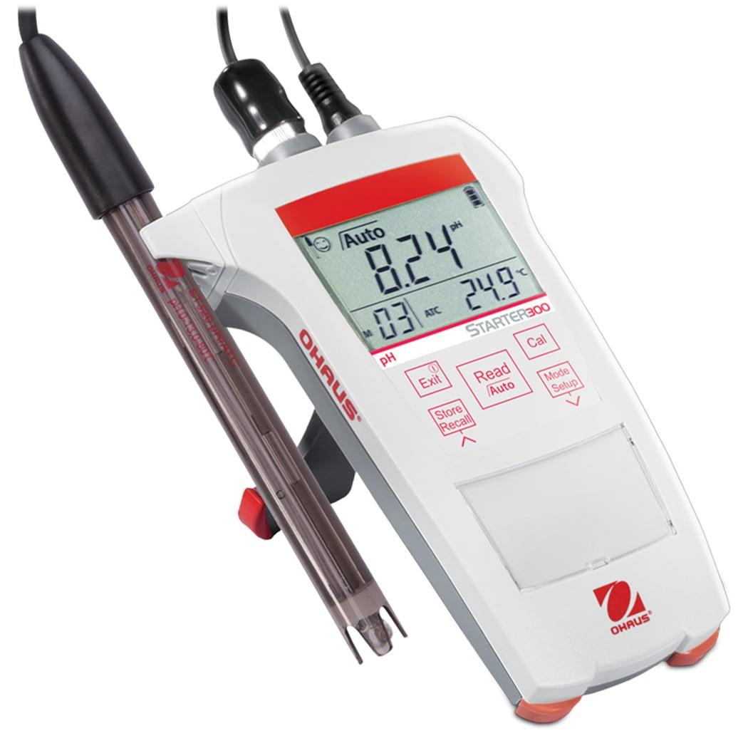 300 pH Portable