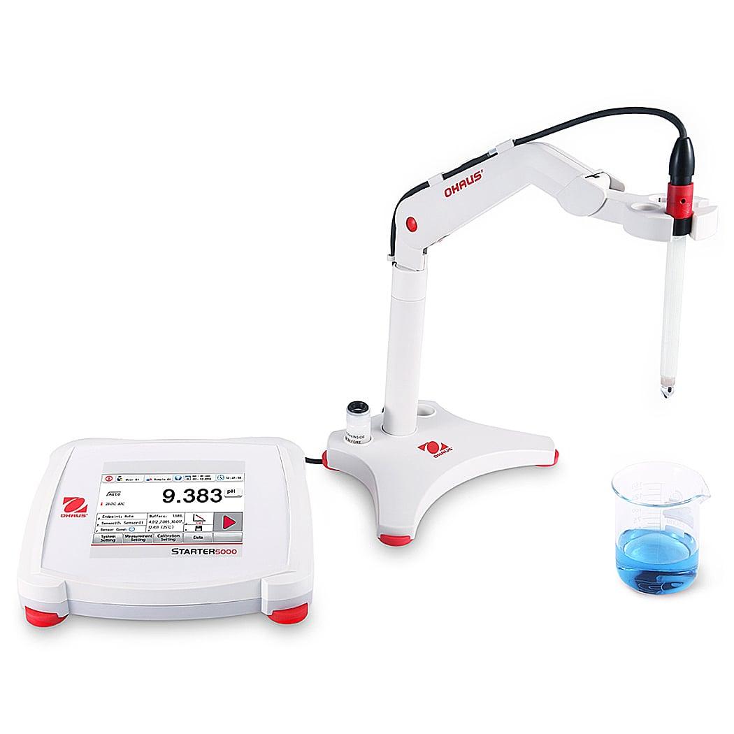 Water Analysis Starter 5000 Front