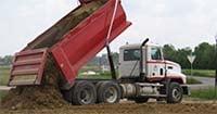 Loadrunner dump truck kit