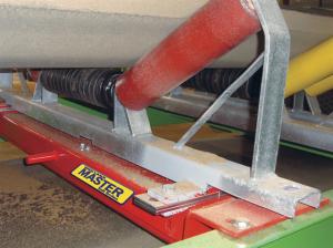311M Master Belt Scale Weigh Frame
