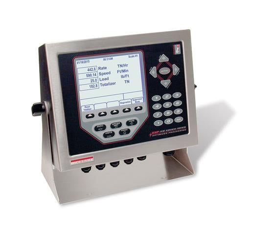 Rice Lake Belt Scale Integrator/920i Controller