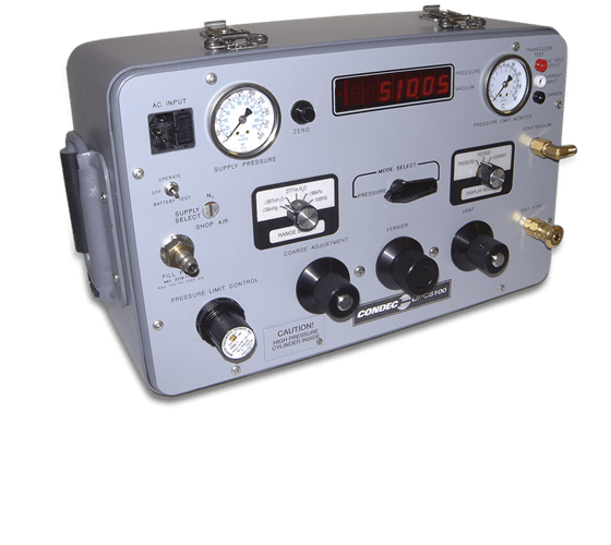 Rice Lake Condec UPC5100/UPC5110 Pressure Vacuum Calibration Standard
