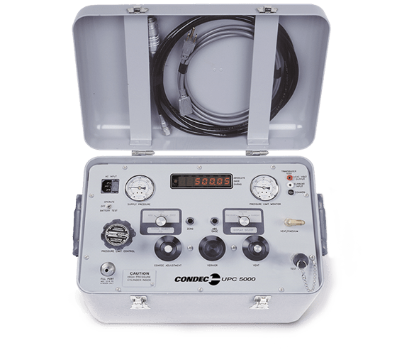 Rice Lake Condec UPC5000/UPC5010 Pressure Calibration Standard