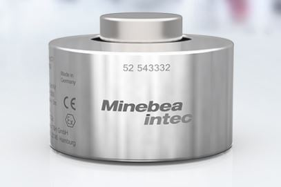 Minebea Intec Compact Compression Load Cell PR 6212
