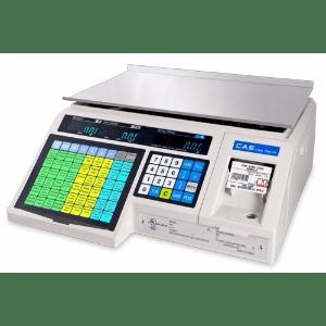 CAS LP1000N Label Printing Scale