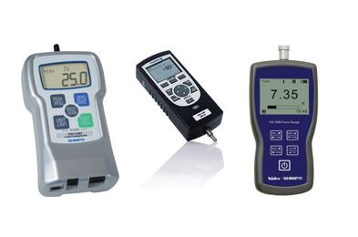 ISO 17025 Force Gauge Calibration---