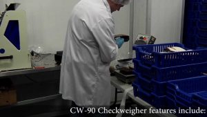 CW-90 Checkweigher Video