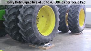 Heavy Duty Capacity