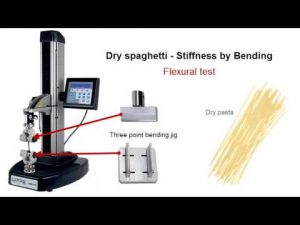 Stiffness by Bending Flexural Test Video