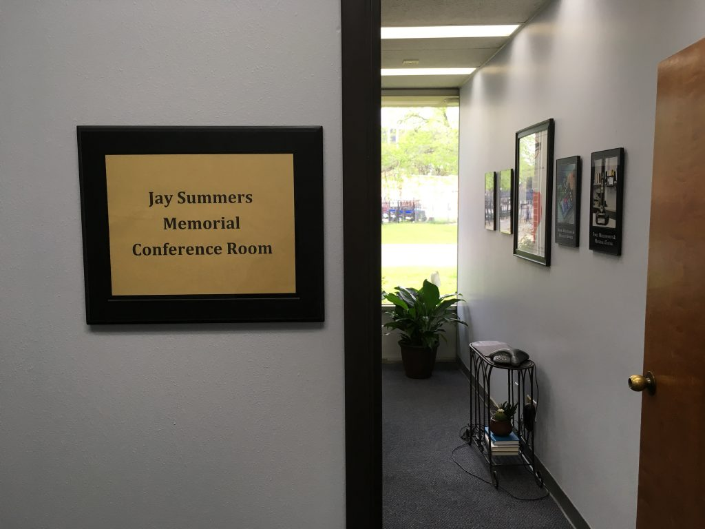 Jay Summers Memorial Conference Room