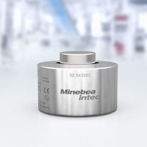 Minebea Intec Compact Compression Load Cell PR 6211