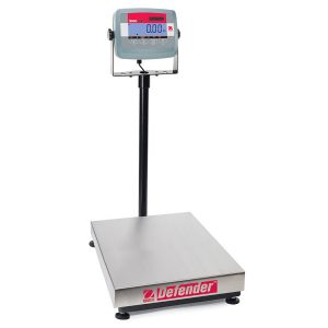Ohaus Defender 3000 Bench Scale Ohaus Defender 3000 Stainless Steel Bench Scale