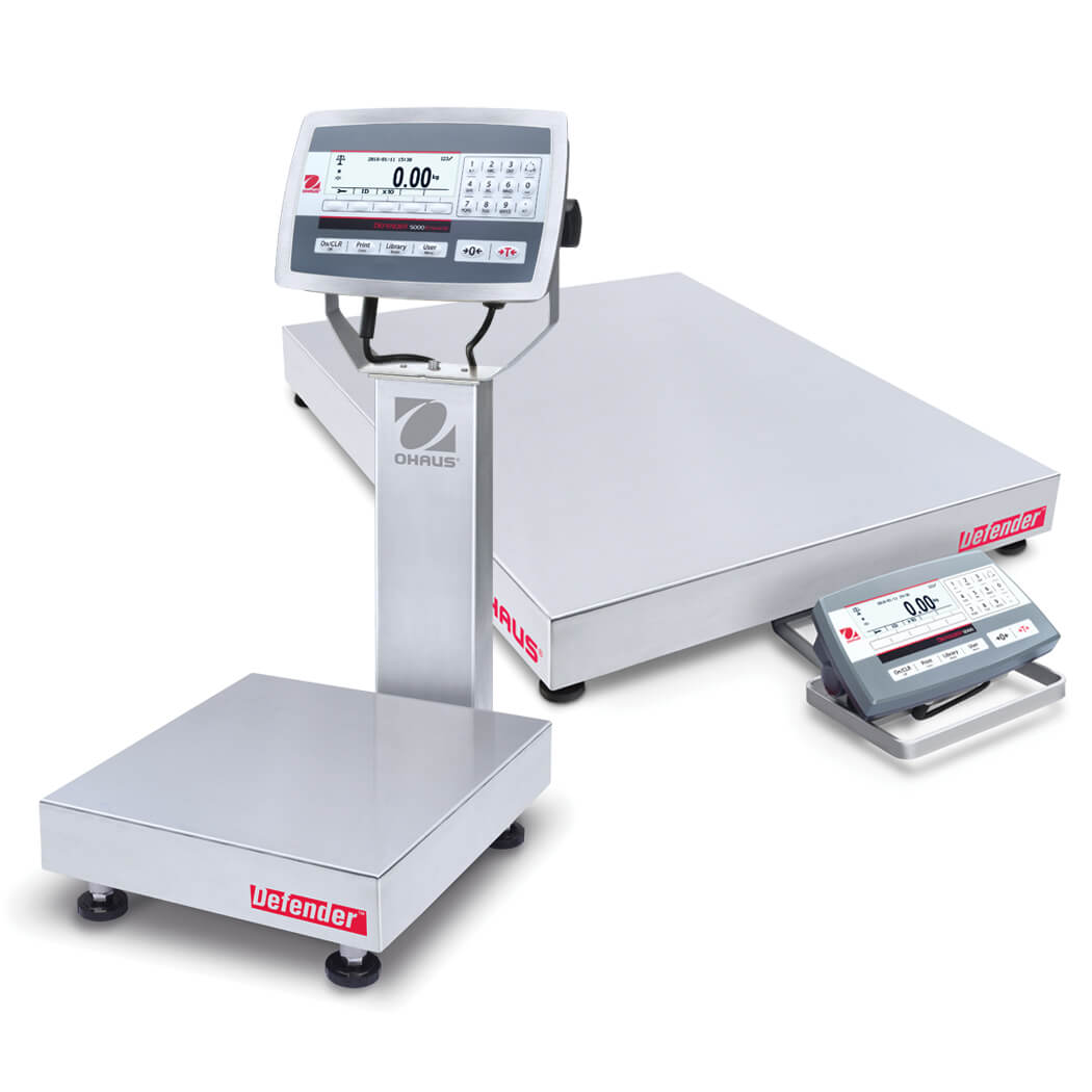 Ohaus Defender D52 Bench Scale