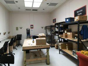 Tech Work Room