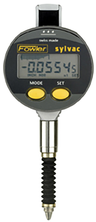 "Fowler 0-.500""/12.5mm IP65 Mini-Resistant Electronic Indicator 54-520-680-2"
