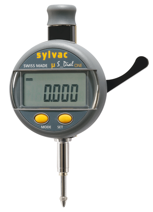 "Fowler 0-.500""/12.5mm S_Dial One Electronic Indicator 54-530-124"