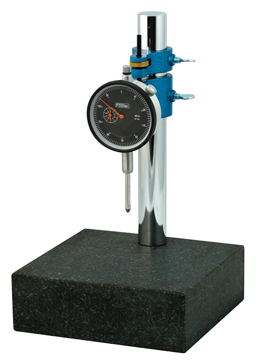 Fowler AGD Blackface Indicator and Stand Combo 52-580-109-0
