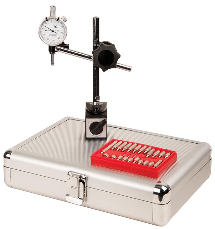 """Fowler 0.250"""" Indicator and Mini Mag Set 52-585-310-0"""