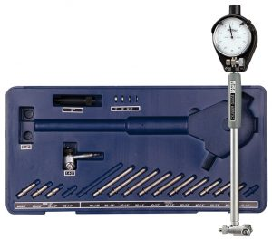 """Fowler 52-646-300 2/""""-6/"""" Dial Bore Gage Set w//11 Anvils"""